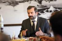BİROL KAYA - Gürsu Belediye Başkanı Işık Muhtarlarla Bir Araya Geldi