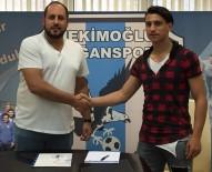 BERGAMA BELEDİYESPOR - Hekimoğlu Doğanspor, Osman Bozdağ İle Sözleşme İmzaladı