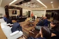 TÜRK HALK MÜZİĞİ - Hemşehri Derneklerinden Başkan Yaşar'a Teşekkür