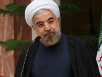 HASAN RUHANİ - İran'dan ABD'ye tepki