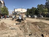 FEYAT ASYA - İstasyon Caddesi'ndeki Kazı Ve Döşeme Çalışmalarında Sona Gelindi