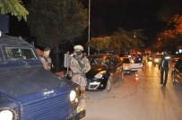 YUNUS TİMLERİ - İznik'te 250 Polisle Asayiş Uygulaması