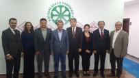 ERCIYES ÜNIVERSITESI - Kansere Karşı Birlikte Derneği Kayseri Şekerde Toplandı