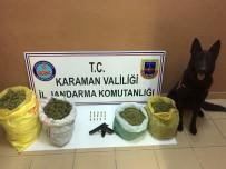 Karaman'da Jandarmadan Esrar Operasyonu