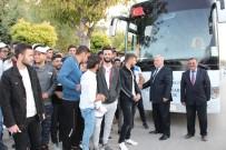 SOSYAL PROJE - Karaman Emniyeti, Üniversite Öğrencileri İçin Çanakkale Ve Bursa Gezisi Düzenledi