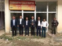 Kaymakam Özcan'dan CHP'ye İade-İ Ziyaret
