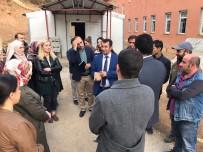 Kaymakam Özcan Okulları Ziyaret Etti