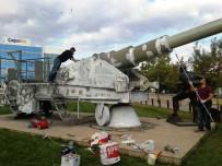 KıNALı - Kınalı Asker Parkı'nda Bakım Yapıldı