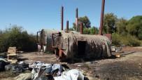 MANGAL KÖMÜRÜ - Kömür Kazanı Patladı Açıklaması 1 Ölü, 2 Yaralı