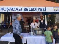 GÜZELÇAMLı - Kuşadası Belediyesinden 5 Bin Kişilik Aşure İkramı