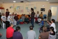 MEHMET TURAN - Kuşadası Belediyesinden Engellilere Drama Eğitimi