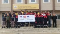 İŞ SAĞLIĞI VE GÜVENLİĞİ - KUTSO Mesleki Ve Teknik Anadolu Lisesi'nin AB Projesi Tamamlandı