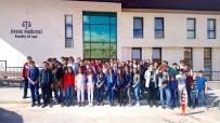 HUKUK FAKÜLTESI - Lise Öğrencilerinden Üniversite Ziyareti