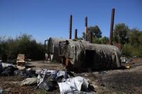 MANGAL KÖMÜRÜ - Mangal Kömürü Kazanı Patladı Açıklaması 1 Ölü