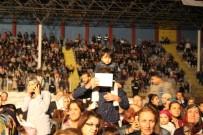 ANADOLU ATEŞİ DANS TOPLULUĞU - Mardin'de Anadolu Ateşi Rüzgarı