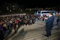 MERKEZ EFENDİ - Merkezefendili Öğrenciler İstanbul'u Tanıyor
