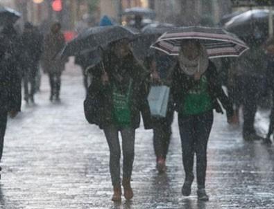 Meteoroloji'den İstanbullulara son dakika uyarısı
