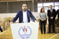 FORMA - Milletvekili İshak Gazel Açıklaması Spor Ve Sporcu Hak Ettiği Değeri Mutlaka Bulmalı