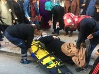 İLK MÜDAHALE - Motosiklet Kazası Açıklaması 2 Yaralı