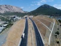 GÜZERGAH - Bakan Arslan'dan 'Osmangazi Köprüsü' ve 'Bursa-İzmir Kemalpaşa hattı' açıklaması
