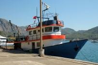 İTİRAF - PKK'lı Hainleri Getiren Balıkçı Teknesi İlk Kez Görüntülendi
