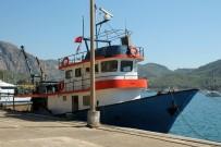 İTİRAF - PKK'lı Hainleri Lazkiye'den Muğla'ya Getiren Balıkçı Teknesi İlk Kez Görüntülendi