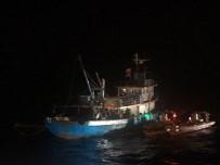 İTİRAF - PKK'lıları Muğla'ya Getiren 'Santo' İsimli Tekneye Operasyon Böyle Düzenlendi
