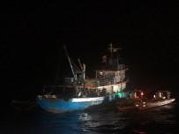 İTİRAF - PKK'lıları Muğla'ya Getiren Tekneye Böyle Operasyon Düzenlendi