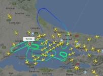 MARMARA DENIZI - Rahatsızlanan Yolcu THY Uçağını Geri Döndürdü