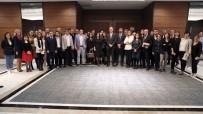BAĞLıLıK - Sağlık Bakanı Demircan'dan Ambulans Uçaklardaki Harflerin Menzil Tarikatının İşareti Olduğu İddialarına Yanıt