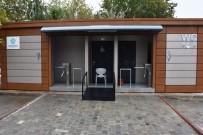 ESTETIK - Sahilde Modern Tuvalet Hizmeti