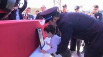 Şehit Polis Memuru Muhammet Uz Aksaray'da Son Yolculuğuna Uğurlandı