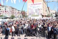 UYUŞTURUCU TACİRLERİ - Spor Bakanı Osman Aşkın Bak, Sultangazi'de Gençlik Merkezi Temeli Attı