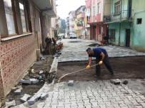 HERCAI - Süleymanpaşa Belediyesi Yol Çalışmalarını Sürdürüyor
