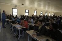 İKTISAT - Suriyeli Öğrencilere Burs Verildi
