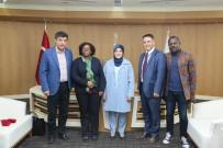 TANZANYA - Tanzanya Büyükelçisi'nden Başkan Toru'ya Ziyaret