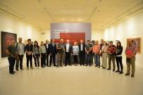 NEJAD MELİH DEVRİM - Türk resminin ustaları Antalya Kültür Sanat'ta