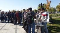 ESKIŞEHIR OSMANGAZI ÜNIVERSITESI - Uluslararası Öğrenciler Aşure Dağıttı