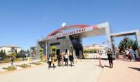 ARAŞTIRMA MERKEZİ - Üniversite De Yeni Atamalar Yapıldı
