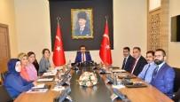 Vali Güzeloğlu, Sosyal Yapı Analizi Ve Sosyal Politikalar Stratejisi Toplantısına Başkanlık Etti