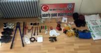 Van Merkezli Hırsızlık Operasyonu Açıklaması 11 Gözaltı