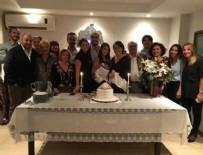 HAKAN ERATİK - Yeşim Salkım'ın kızı Gizem nişanlandı