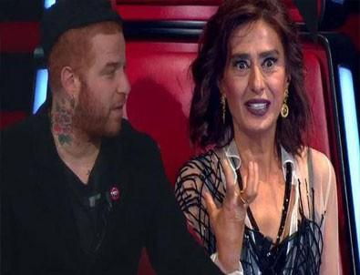 Yıldız Tilbe ile Gökhan Özoğuz arasında ırkçılık kavgası iddiası