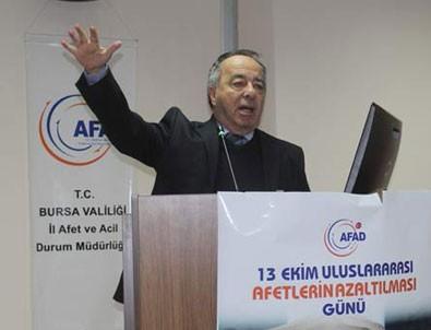 Yrd. Doç. Dr. Oğuz Gündoğdu: İstanbul'da deprem olacağı belli