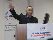 BURSA VALİLİĞİ - Yrd. Doç. Dr. Oğuz Gündoğdu: İstanbul'da deprem olacağı belli