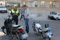 19 Motosiklete 10 Bin 571 Lira Para Cezası Kesildi