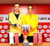 TÜRKIYE VOLEYBOL FEDERASYONU - 2017 Spor Toto Şampiyonlar Kupası Müsabakasının Medya Toplantısı Yapıldı