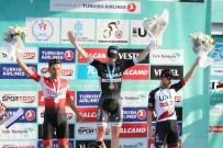 SULTANAHMET - 53. Cumhurbaşkanlığı Türkiye Bisiklet Turu'nun 5. Etabında Lider Sam Bennett