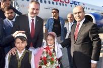 MEHMET ŞÜKRÜ ERDİNÇ - Adalet Bakanı Gül Adana'ya Geldi