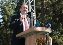DEMOKRASİ NÖBETİ - Adalet Bakanı Gül'den Metin Topuz Açklaması